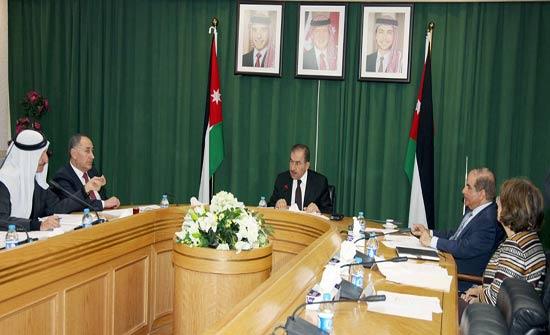 """""""إدارية"""" الاعيان تزور وزارة الصحة"""