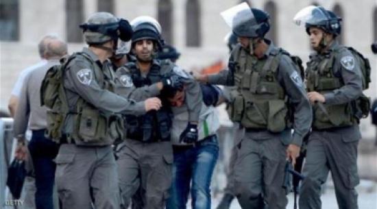 قوات الاحتلال الإسرائيلي تعتقل 8 فلسطينيين في الضفة الغربية