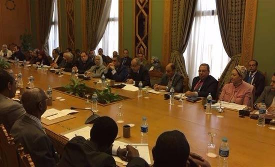 انطلاق أعمال اللجنة المصرية الأثيوبية على مستوى كبار المسؤولين