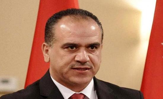 وزير الزراعة يلتقي ممثل المجلس الدنماركي للاجئين في الأردن