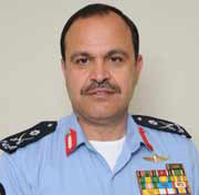 أسماء الضباط المحالين على التقاعد في الأمن العام