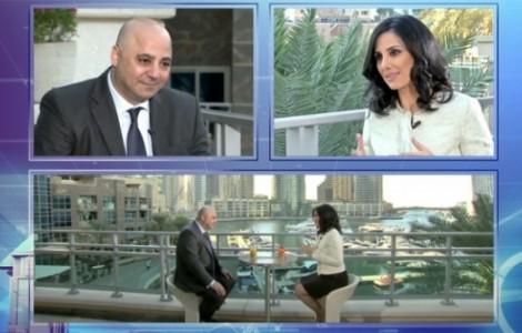 بالفيديو : لقاء سكاي نيوز الموسع مع الدكتور فطين البداد حول قصة نجاح  البداد كابيتال