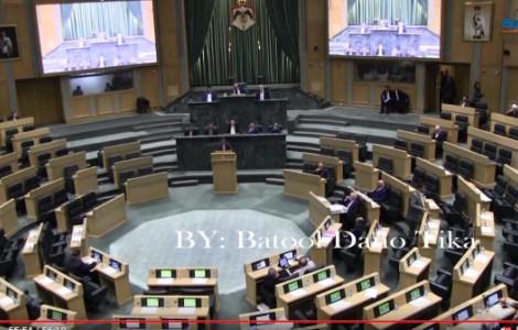 بالفيديو : التسجيل الكامل لاقرار النواب قانوني الاحوال الشخصية والمحامين