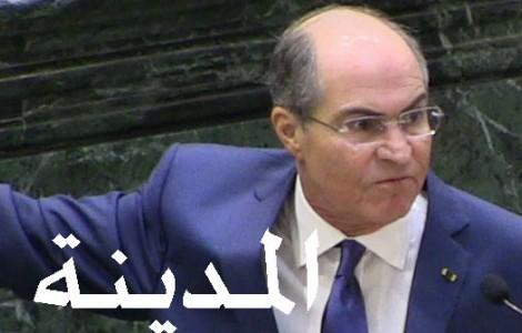 صور :  الملقي يكشف  للأردنيين أين تذهب أموال الضمان الإجتماعي