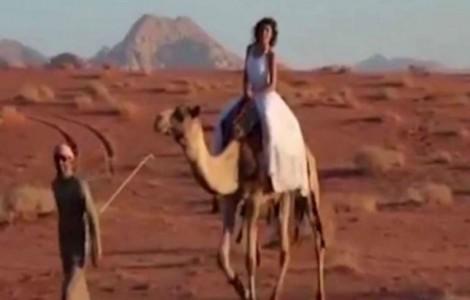 بالفيديو : من هي العروس التي كسرت تقاليد الأعراس في الأردن ؟!