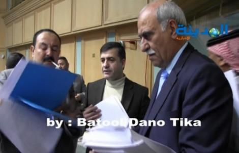 بالفيديو :  النائب خالد الحياري يتبنى مذكرة لحجب الثقة عن حكومة النسور