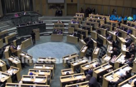 بالفيديو : شاهدوا تسجيلاً لأربع ساعات استغرقها تعديل الدستور الأردني