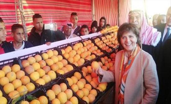 مهرجان البرتقال السياحي يواصل فعالياته في الأغوار الشمالية
