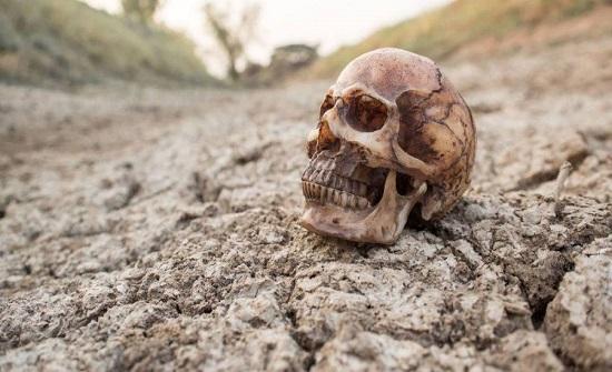 العثور على جمجمة مثقوبة في تركيا...ما سرها