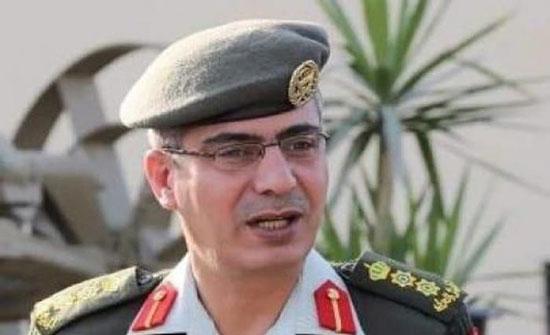 البطوش مديرا للامن العسكري