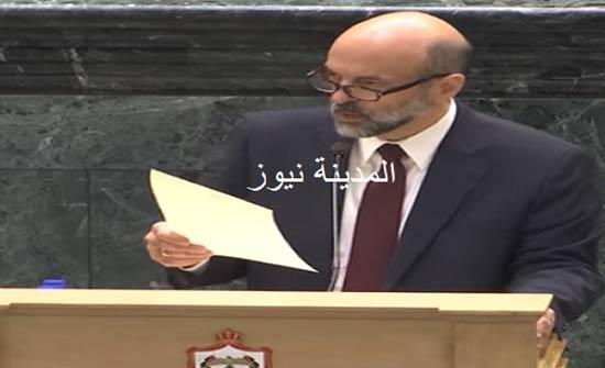 رئيس الوزراء يلتقي رئيس المجلس الاقتصادي والاجتماعي اللبناني