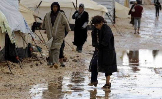 ادارة مخيم الزعتري:نعمل ضمن خطة استباقية احترازية لفصل الشتاء