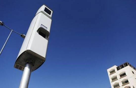 المفرق: تفعيل كاميرات المراقبة على اشارات المرور