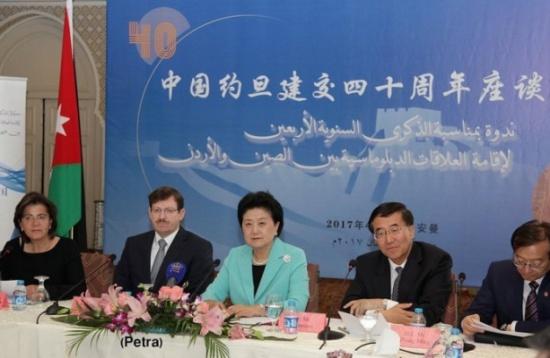 منتدون : العلاقات الاردنية الصينية في أحسن مراحلها