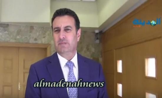 بالفيديو : أحمد الصفدي يكشف للمدينة نيوز محضر اجتماع اللجنة المالية مع الملقي