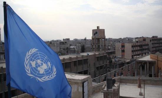 مدير الشؤون الفلسطينية يلتقي مدير عمليات الاونروا في الاردن
