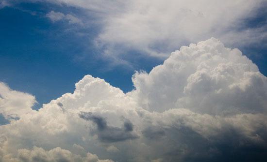 الخميس : انخفاض على الحرارة وأمطار خفيفة عصرا