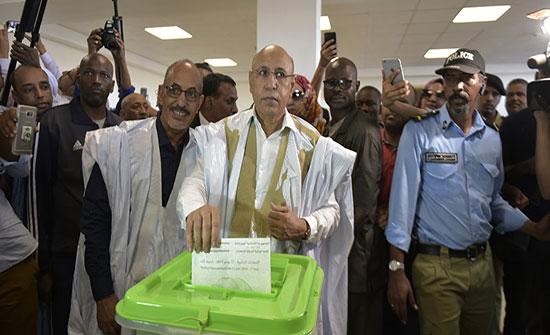 الرئيس الموريتاني يعين ولد الشيخ سيديا رئيسا للوزراء