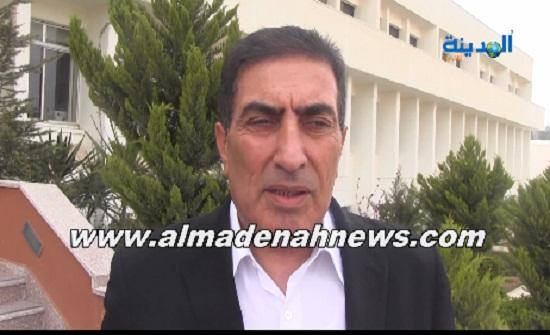 الطراونة يهنئ الصباغ بعد انتخابه رئيسا لمجلس الشعب السوري