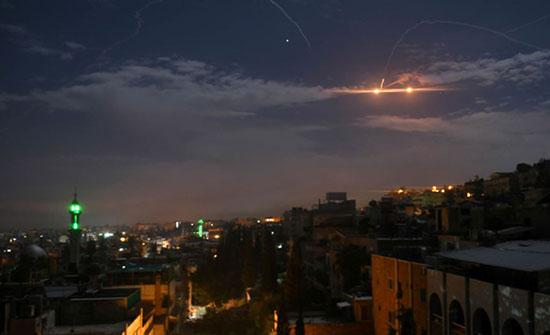 قتلى مدنيون بقصف إسرائيلي على ريفي دمشق وحمص (شاهد)