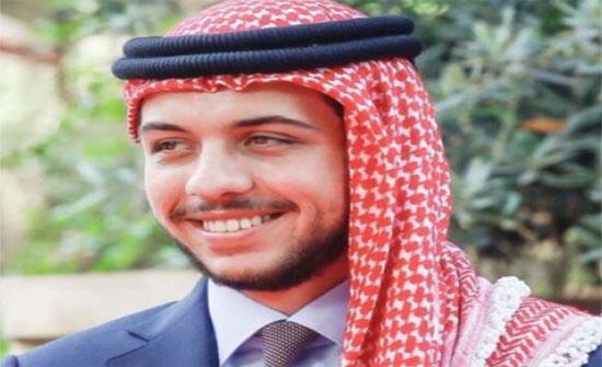 محمد بن زايد يستقبل ولي العهد