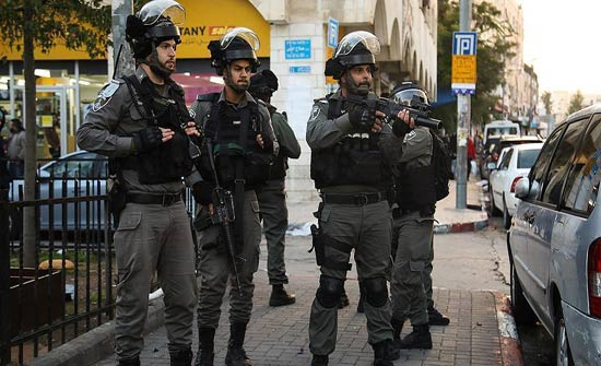 الآف من الشرطة الإسرائيلية لتأمين زيارة نائب الرئيس الأمريكي