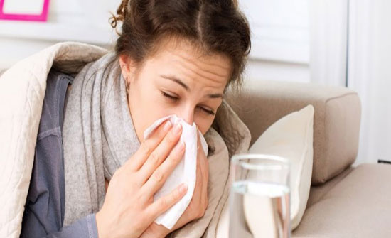 احترس.. الإنفلونزا قد تصيبك بسكتة قلبية!