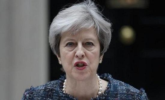 ماي: المخاوف من الترتيب الخاص بايرلندا الشمالية غير مبررة