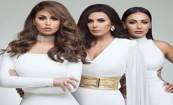 شاهد.. الأردنية ميس حمدان وشقيقتيها على خطى كيم كاردشيان