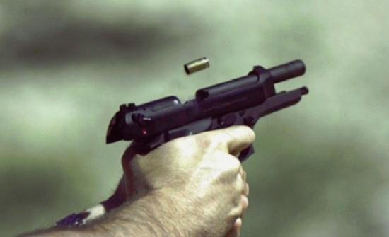 اب يطلق النار على ابنه في البقعة