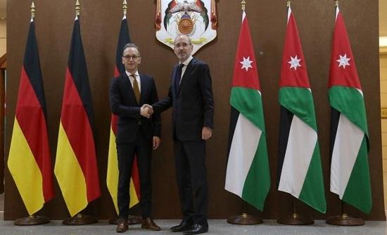 ألمانيا  تقدم للأردن قرضا ميسرا غير مشروط بقيمة مئة مليون دولار
