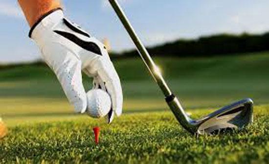 اختتام بطولة الناشئين للجولف
