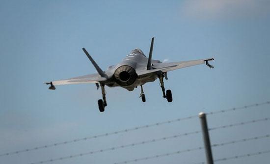 أمريكا تستبعد تركيا رسميا من برنامج F35 وتؤكد استمرار التعاون