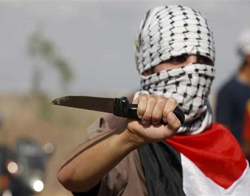 بالفيديو: إصابة إسرائيلي بجراح خطرة بعملية طعن قرب بيت لحم