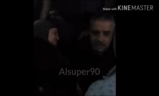 بالفيديو :- شاهد الدقامسه لحظة وصوله منزله و عناقه مع والدته