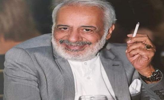 بالفيديو والصور :  أيمن زيدان يحتفل بعيد ميلاده الـ 62.. وينشر رسالة مؤثرة