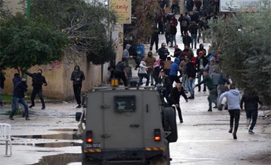 مواجهات عنيفة مع الاحتلال عقب اشتباكات جنين (فيديو وصور)