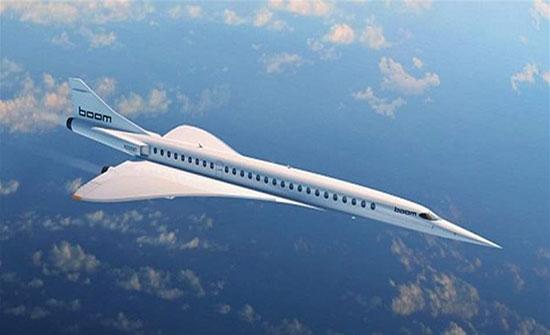 طائرة للركاب أسرع من الصوت قد تقلل وقت الرحلة للنصف