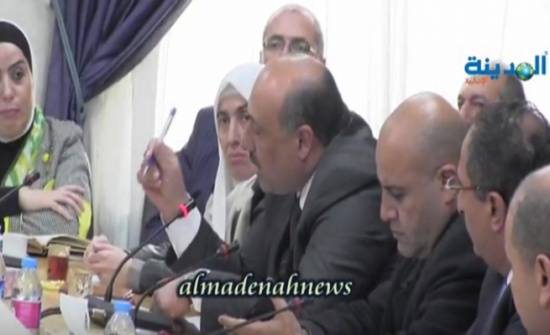 بالفيديو .. النائب الأعور : الوضع حساس وكل من يدعو لثورة  في الأردن يجب إعدامه