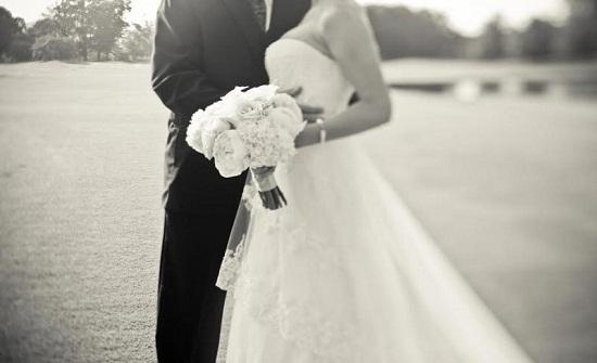 زفاف عروسين يتحوّل جنازة