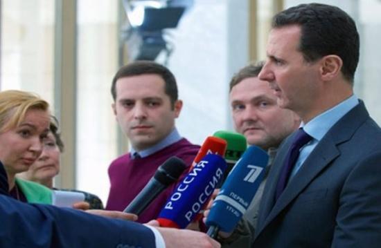 بعد تهديدات ليبرمان.. ماذا طلب الأسد من روسيا؟ (فيديو)