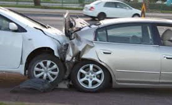 وفاة شخص وإصابة خمسة آخرين اثر حادث تصادم في منطقة الجويدة