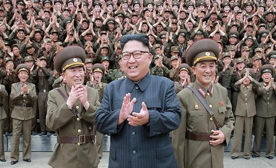 بماذا وصف بوتين زعيم كوريا الشمالية؟