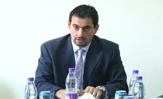 وزير الصناعة يبحث مع السفير الاماراتي المشاركة الأردنية في معرض اكسبو دبي 2020