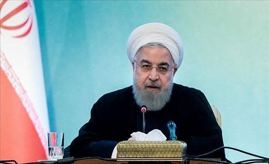 روحاني: إيران تركت باب التفاوض مفتوحا فيما يتعلق بالاتفاق النووي