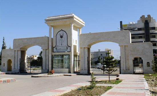 """وفد من منظمة الاخلاق والاحسان العراقية يزور """" اليرموك """""""