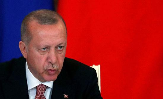 """أردوغان: سنستلم منظومات الدفاع الجوي """"إس 400"""" الروسية الشهر القادم"""