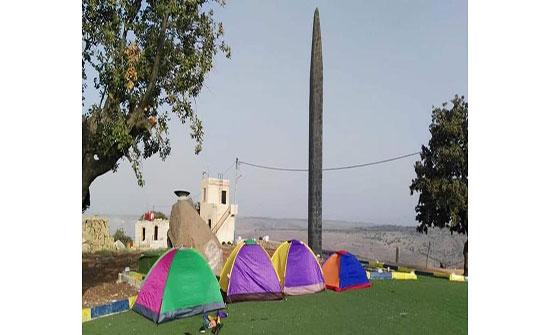 انطلاق معسكر مسارات من موقع بانوراما معركة اليرموك