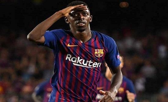 ديمبلي يمنح نجم برشلونة المظلوم فرصة العمر