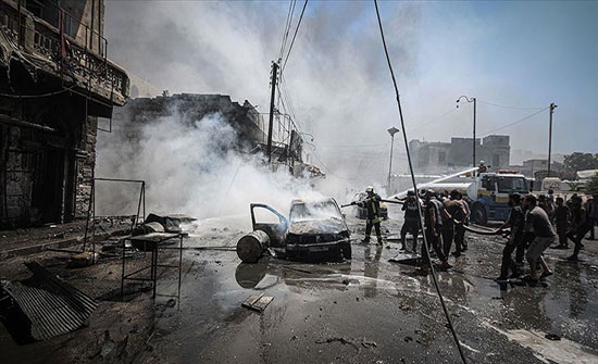 عشية عيد الأضحى.. مقتل مدنيين بقصف روسي على إدلب